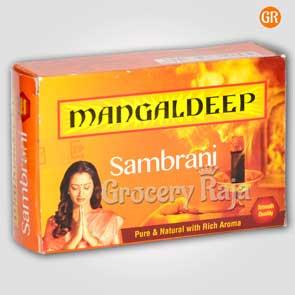 Mangaldeep Computer Sambrani (20 pieces)