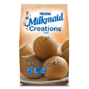 Nestle Milkmaid Creations Besan Laddoo Mix 255 gms