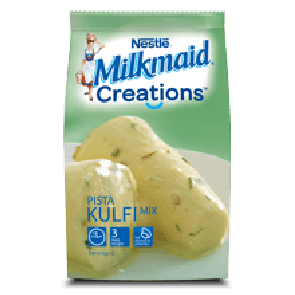 Nestle Milkmaid Creations Pista Kulfi Mix 155 gms