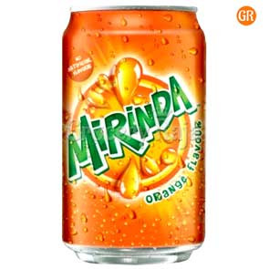 Mirinda Orange Can 250 ml