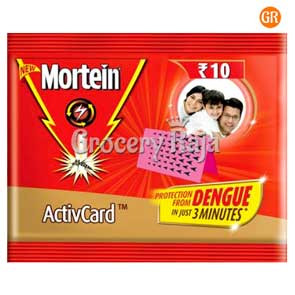 Mortein Fast Card Instant Action Rs. 10