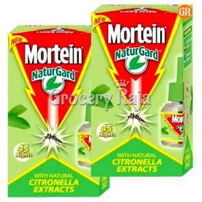 Mortein NaturGard Refill 2 x 45 Nights