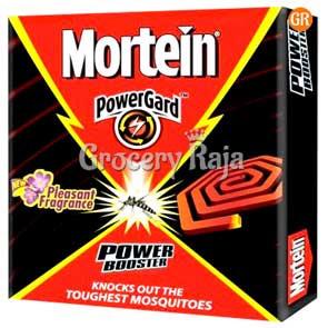 Mortein Power Gard Red 10HR 10 Coils