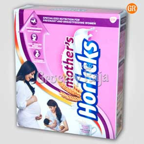 Mother's Horlicks Refill Pack - Vanilla 200 gms