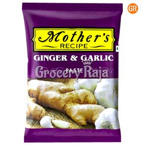 Mothers Ginger & Garlic Paste 300 gms