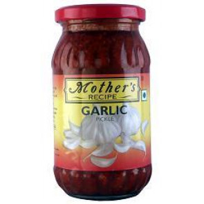 Mother's South Indian Garlic Pickle 300 gms