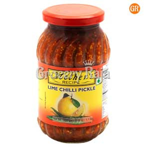 Mothers Recipe Lime Chilli Pickle 300 gms