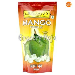 Mothers Recipe Mango Pickle Pouch 200 gms