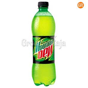 Mountain Dew 600 ml Bottle