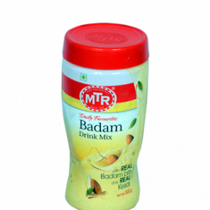 MTR Badam Drink Mix Jar 500 gms