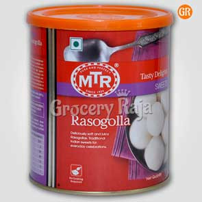 MTR Rasagulla 500 gms
