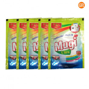 Mugi Ultra Liquid Detergent 30 ml Rs. 5 (Pack of 5)