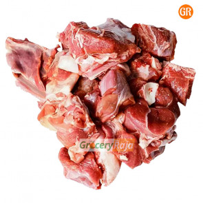 Mutton Curry Cut with Bone 500 gms