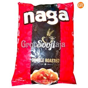 Naga Double Roasted Sooji  500 gms