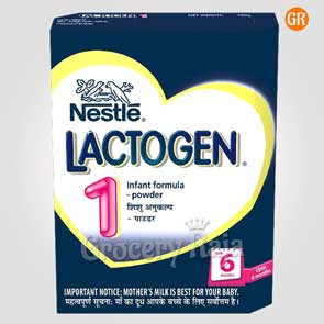 Nestle Lactogen Stage 1 400 gms Carton