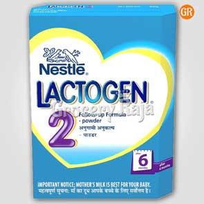Nestle Lactogen Stage 2 400 gms Carton