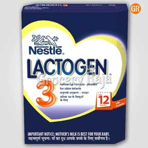 Nestle Lactogen Stage 3 450 gms Carton