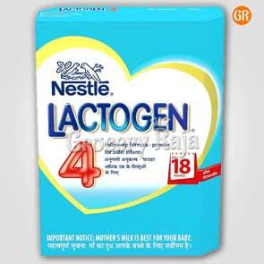 Nestle Lactogen Stage 4 400 gms Carton