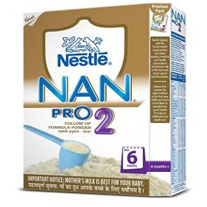 Nestle Nan Pro 2 400 gms Carton