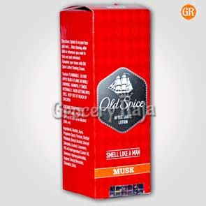 Old Spice After Shave Lotion Atomiser Musk 150 ml