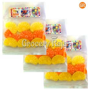 Orange Mittai Rs. 6 (Pack of 3)