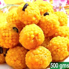 Ordinary Laddu (பூந்தி லட்டு) 500 gms