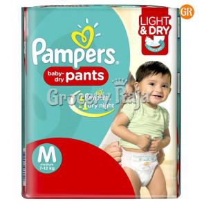 Pampers Pant Diaper - Medium (7-12 Kg) 76 pcs