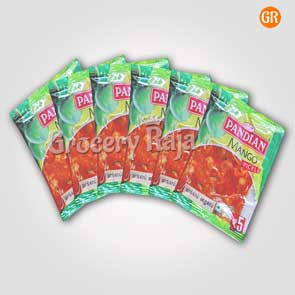 Pandian Mango Pickle Rs. 5 (Pack of 6)