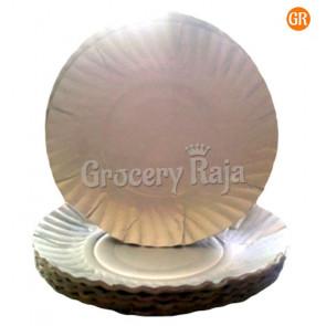 Paper Plate No 9 (50 Pcs)