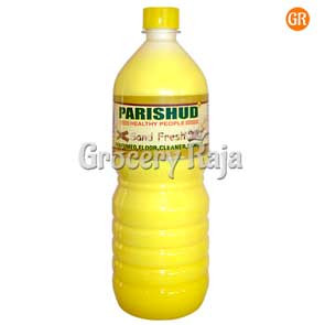 Parishud Phenyle Sand Fresh Yellow 1 Ltr