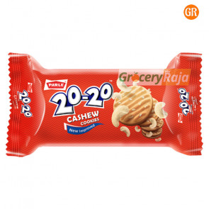 Parle 20-20 Cashew Butter Cookies Rs. 10