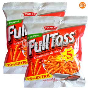 Parle Full Toss Masala Sticks Rs. 5 (Pack of 2)