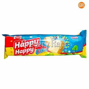 Parle Happy Happy Cake - Vanilla Rs. 20