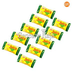 Parle Juicy Mango Bite Rs. 1 (Pack of 10)
