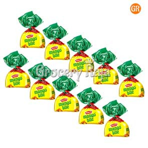Parle Mango Bite Rs. 1 (Pack of 10)
