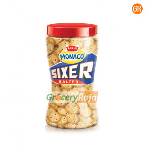 Parle Sixer Salted Crackers Rs. 60