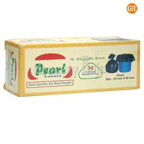 Pearl Garbage Bag Small	1 pc