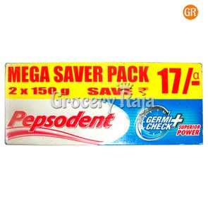 Pepsodent Germi Check Toothpaste 300 gms + Save 27 Rs