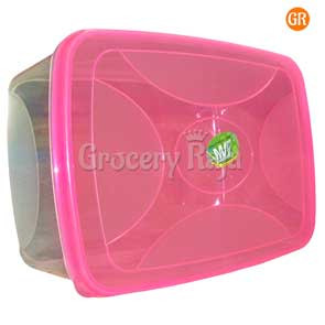 Plastic Box Storage Container 12 x 8 Inches No. 888 [16 CARDS]