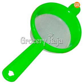 Plastic Tea Strainer No 1 (Medium)