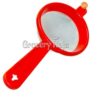 Plastic Tea Strainer No 4 (Big)
