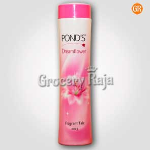 Ponds Dreamflower Fragrant Talc 400 gms
