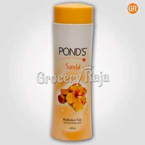 Ponds Sandal Radiance Talc 300 gms