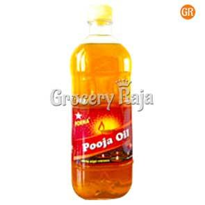 Poorna Pooja Oil 1 Ltr