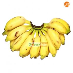 Banana Poovan 1 Kg (பூவன் பழம்)