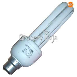 Power Light 15 W CFL Bulb 1 pc