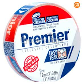 Premiere Cello Tape - 12x10 mm 11 Yards