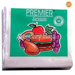 Premier Serviette Special Soft Tissue Paper - 100 Sheets