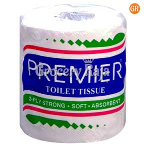 Premier Toilet Tissue 2 Ply Roll 330 Sheets