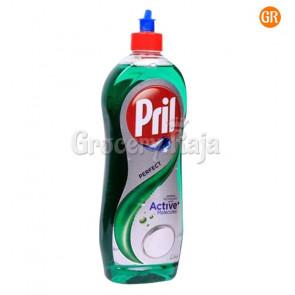 Pril Lime Liquid Dishwash 2 Ltr